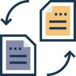 Echange de documents dans le cadre de cession, fusion et acquisition.