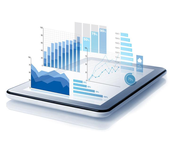 Des analyses pointues, statistiques et indicateurs de performance pour conseiller la stratégie financière des entreprises.